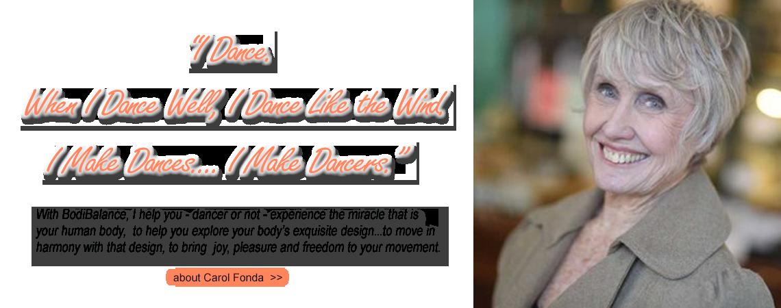 About Carol Fonda