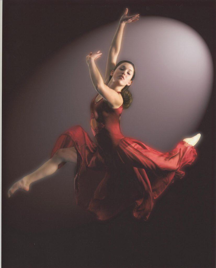 Lauren Bratton-Kearnsand, former member of Carol Fonda & Company,